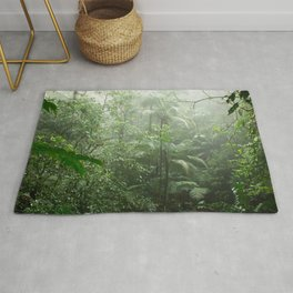 Into the Cloud Forest Rug