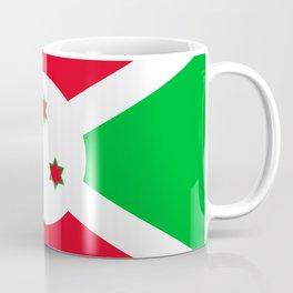 Flag of Burundi Coffee Mug
