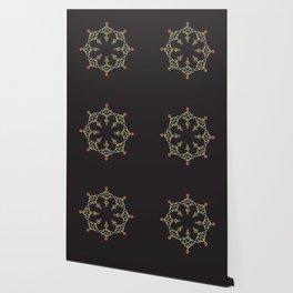 2019 Jeweled Geometry Wallpaper