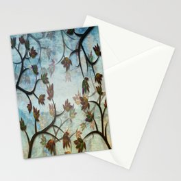 First Frost Stationery Cards