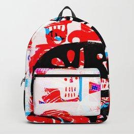 014 - BRIGHT LIGHT CITY Backpack