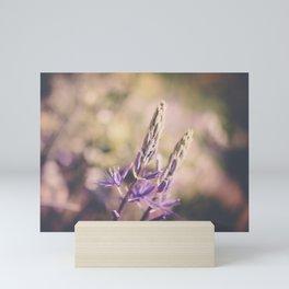 Purple Lupine Mini Art Print