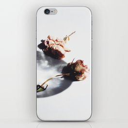 SUN AND FLOWERS iPhone Skin