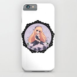 Lolita Doll iPhone Case