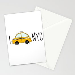 I love NYC Stationery Cards