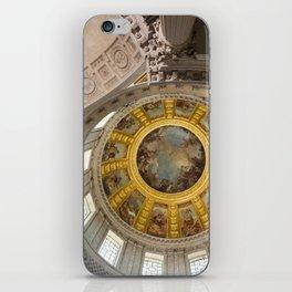 Above Napoleon Bonaparte - Look Up Series iPhone Skin