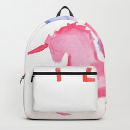 I Love The Unicon Backpack
