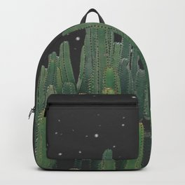 Starry Night Cactus Backpack