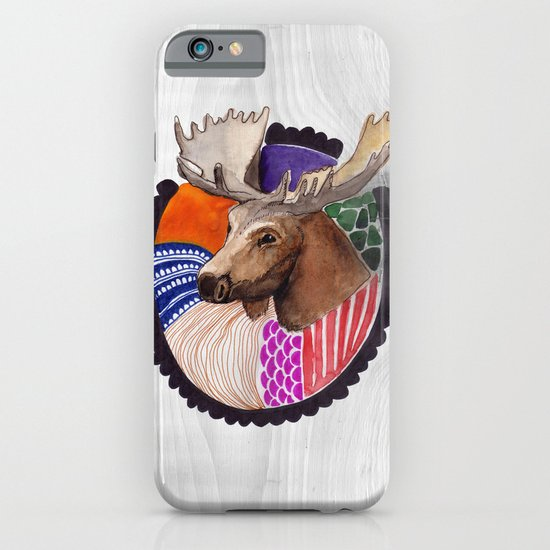 The Wild / Nr. 2 iPhone & iPod Case