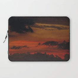 A Sky On Fire - 2 Laptop Sleeve