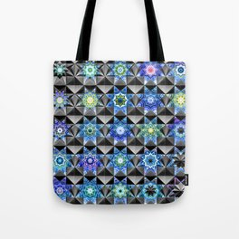 Composite Girih Tote Bag