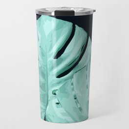 Monstera, Ancora #4 Travel Mug