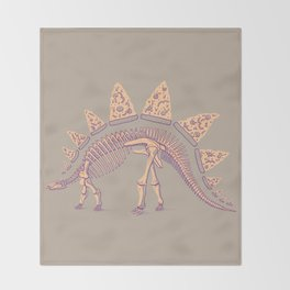 Pizzasaurus Awesome Throw Blanket