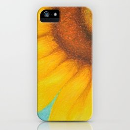 Girassol iPhone Case