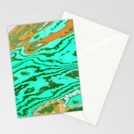 Mekong Reflections Stationery Cards