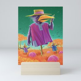 The Scarecrow Mini Art Print
