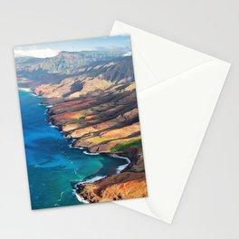 North Na Pali Coast Stationery Cards