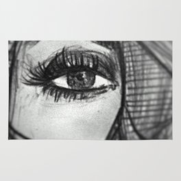 Eye (Be curious) Rug