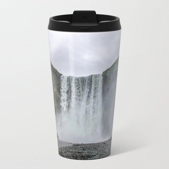 Intrepid Iceland Metal Travel Mug
