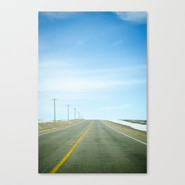 Wide open... #2 Canvas Print
