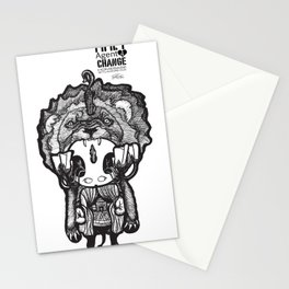 Sisu Benched 40 Stationery Cards