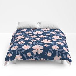 Primrose midnight blue Comforters