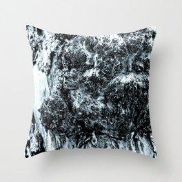 Stump Bump Throw Pillow