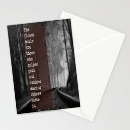 The Finest Souls Stationery Cards
