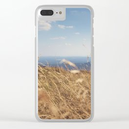 Moment of Zen Clear iPhone Case