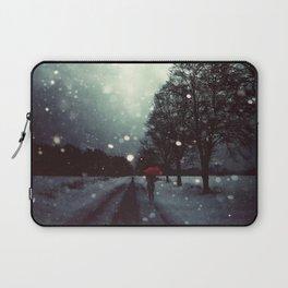 Dark Winter Laptop Sleeve