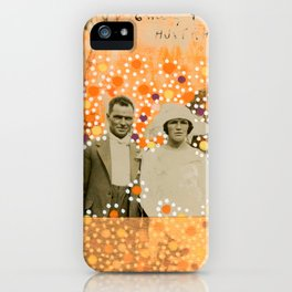 The Nervous Uncle iPhone Case