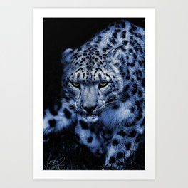 BEYOND BEAUTY Art Print