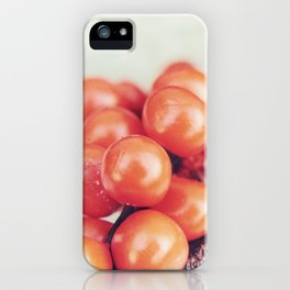Seed Pods II iPhone Case