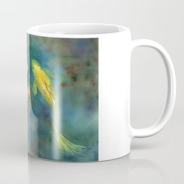 Whispering Koi Coffee Mug