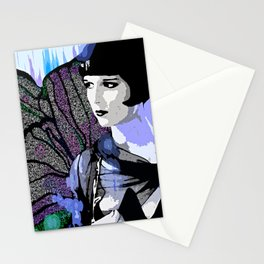 Louise Brooks:  We'll Always Have Paris Stationery Cards