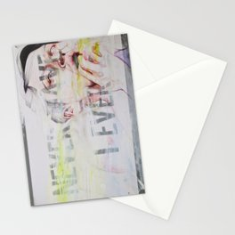 NEVER HAVE I EVER Stationery Cards