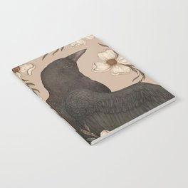 The Crow and Dogwoods Notebook