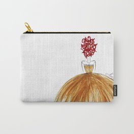 Not Your Everyday Ginger Carry-All Pouch