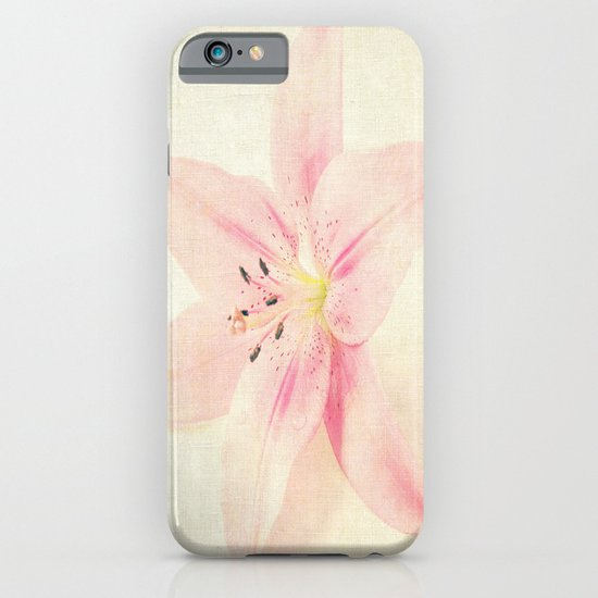 Flower On a Canvas  iPhone & iPod Case