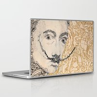 dali Laptop & iPad Skins featuring Dali by Gribouilliz