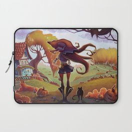 Witchy Days Laptop Sleeve