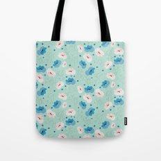 Botanical pastel Tote Bag