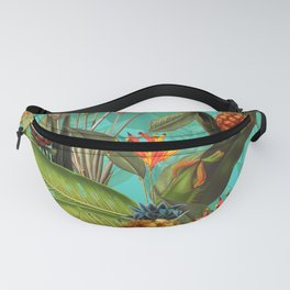Vintage & Shabby Chic - Pineapple Tropical Garden Fanny Pack