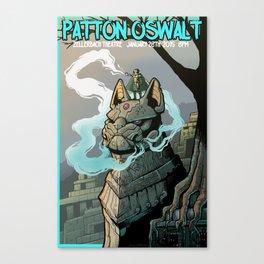 PATTON OSWALT ZELLERBACH Canvas Print