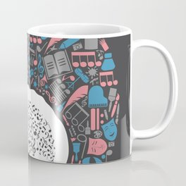 Arts a head Coffee Mug