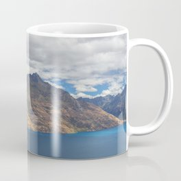 Skyline Queenstown 2 Coffee Mug