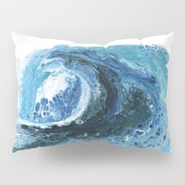 Breaking Wave Pillow Sham