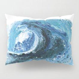 Breaking Wave Pillow Sham