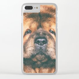 I am so  sleepy Clear iPhone Case