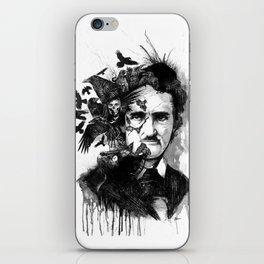 Poe iPhone Skin